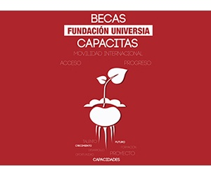 becas universia capacitas